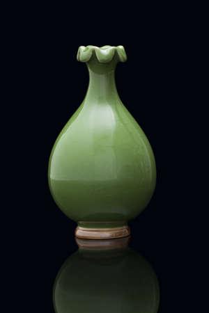 antique vase: Ceramics,China,Vase