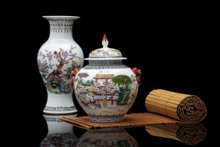 Traditional Chinese porcelain