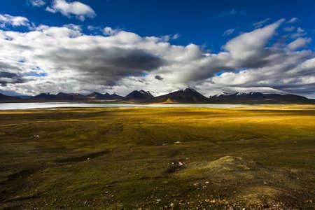 View of Tibet, China
