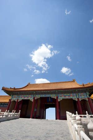 no entrance: The Forbidden City,Beijing,China LANG_EVOIMAGES