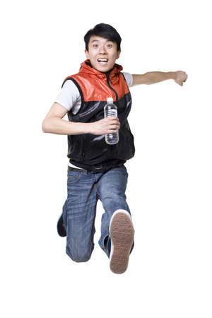 Running Mid-Air