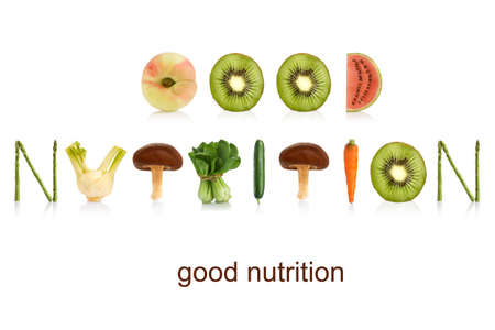 From the Health abet, good nutrition LANG_EVOIMAGES