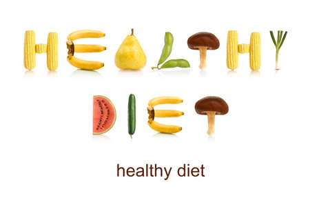 From the Health abet, a healthy diet