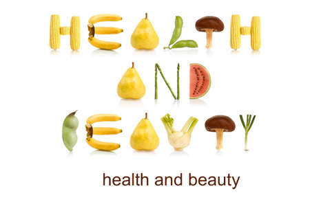 From the Health abet, health and beauty