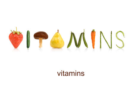 From the Health abet, vitamins