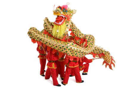 coordinacion: Danza tradicional china del león