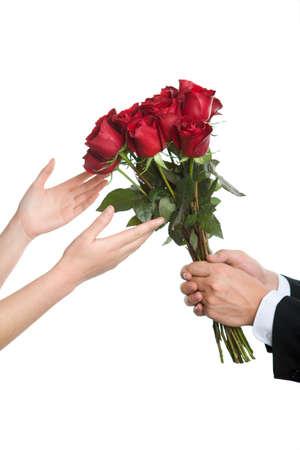 dozen: Gifting a dozen roses