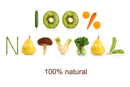 From the Health abet, 100% natural