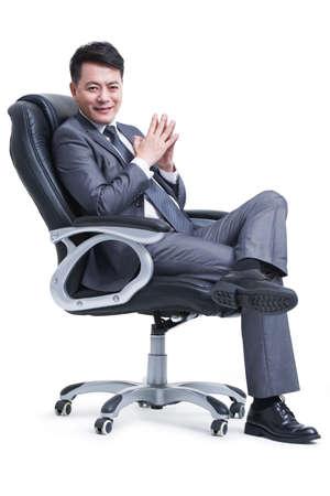 Portrait of a mature businessman LANG_EVOIMAGES