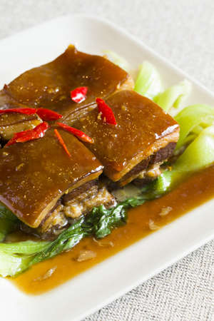 dongpo: Chinese cuisine Dongpo meat