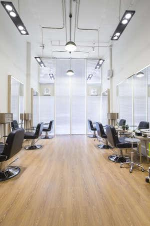 floor lamp: Barber shop