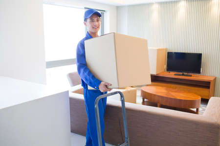 delivery room: House-moving service