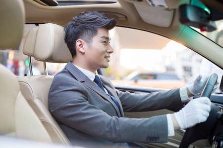 motorizado: Coche de conducción