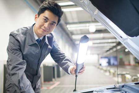 looking for job: Auto mechanic