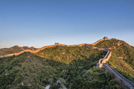 hebei province: Jinshanling Great Wall,Hebei Province,China
