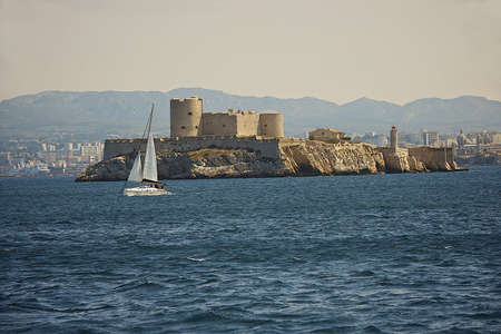 castle if: If castle in Marseille,France