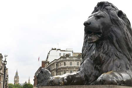 trafalgar: Trafalgar Square,London,UK