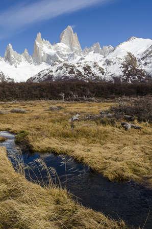 Mount Fitz Roy,Argentina LANG_EVOIMAGES