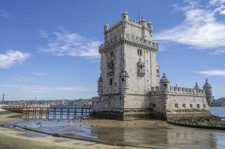belem: Belem Tower,Portugal LANG_EVOIMAGES