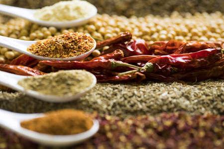 Various seasonings