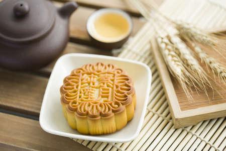 splint: Mooncake y té
