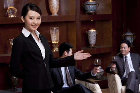 suite: Professional service in club house