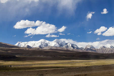 Beautiful landscape in Tibet, China LANG_EVOIMAGES