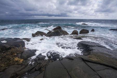 Kenting coast in Taiwan, China