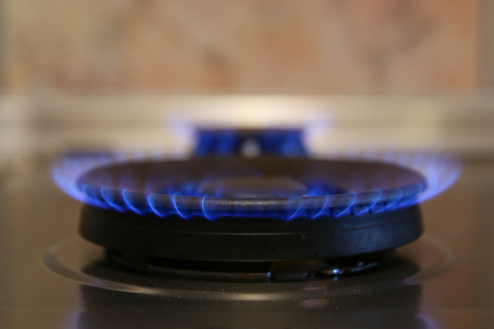 gas burner: Domestic gas burner
