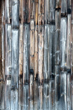 Background to the design from old boards in brown