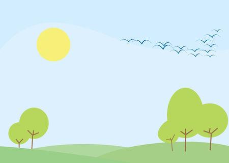 fondos colores pastel: Pastel Fondos - Bosque