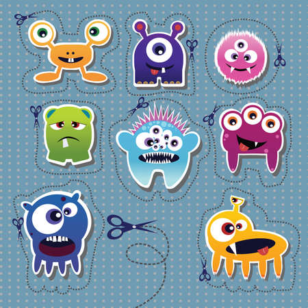 funny monster: Monster collection