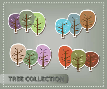 pine three: Tree collection
