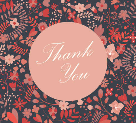 Hand getrokken uitstekende bloemen en bloemenelementen voor huwelijken, Valentijnskaartendag, verjaardagen en vakantie, vectorillustratie Stock Illustratie