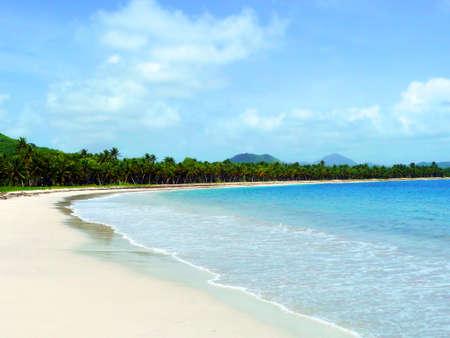 Carribean Wild Beach in Martinique