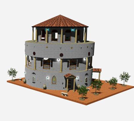 Home ancient Rome , fantasy
