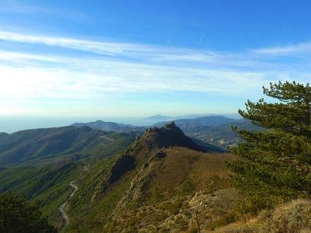 apennines: Ligurian Apennines