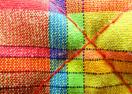 Madras cloth Stock Photo - 18305578