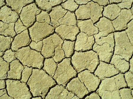 cracked earth background Stock Photo