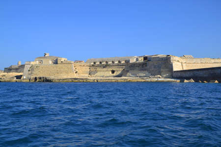 sighting: Malta-fortifications