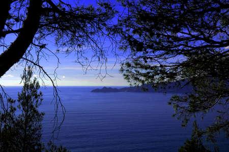 Portofino promontory Stock Photo