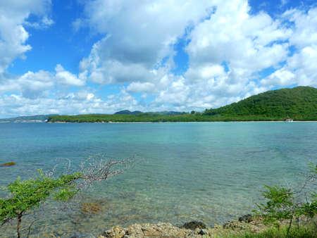 tropical lagoons