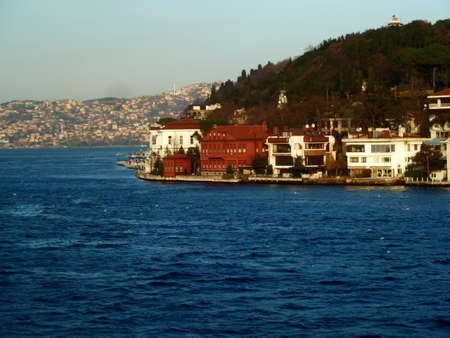 Strait of istanbul Stock Photo