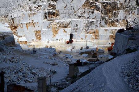 Marble quarry Stock Photo - 58944167