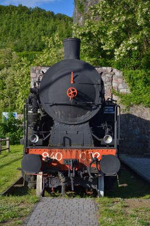 steam locomotive Stock Photo - 59414197
