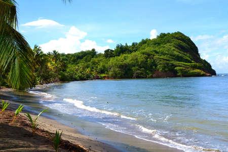 wild tropical bay seascape Stock Photo - 65798950
