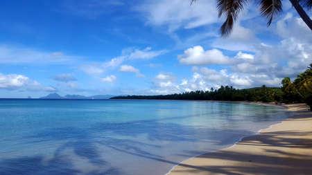 les salines beach martinique Stock Photo - 66074086