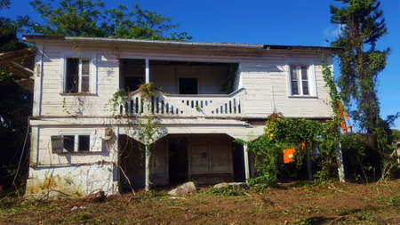Old Creole House