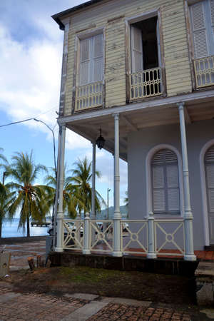 Special old Creole Construction