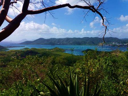 South Martinique Le Marin bay